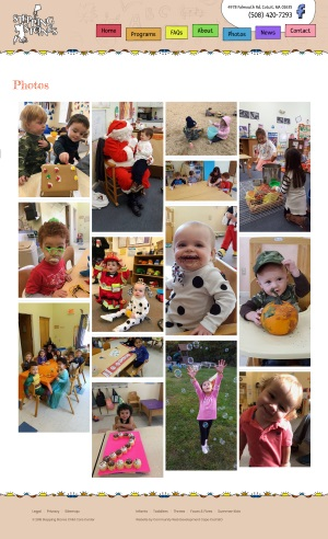 - Stepping Stones Child Care Center - Photos page