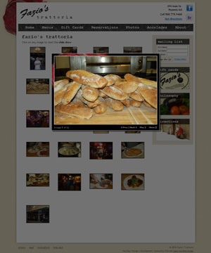 Fazio's Trattoria: Photo Gallery