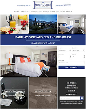 Martha's Vineyard Boutique Inn