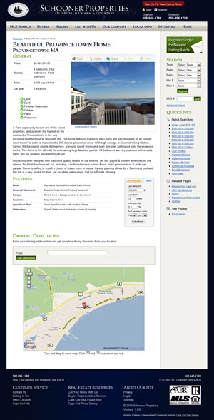Schooner Properties