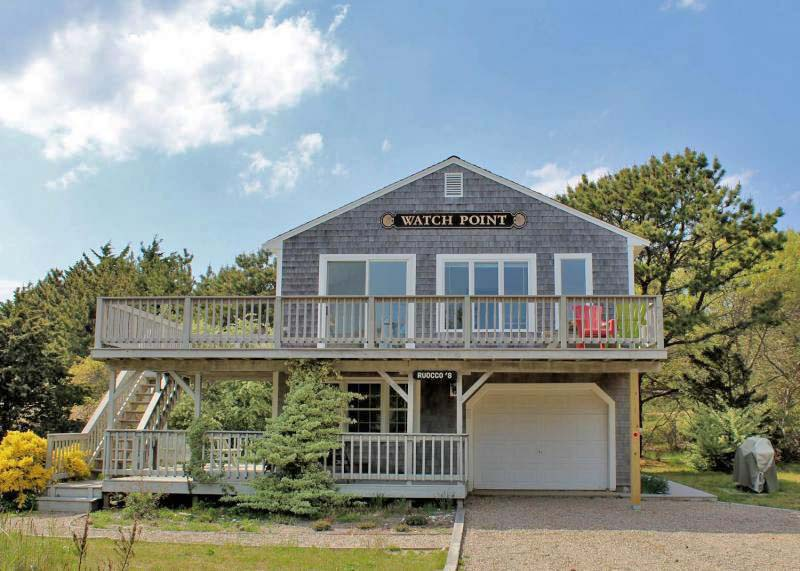 Nauset Road Home with Water Views