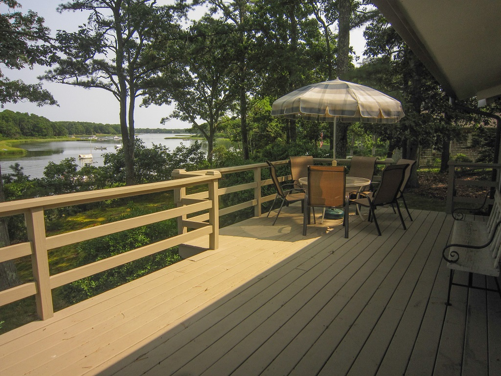 Saltwater Riverfront Home with Dock