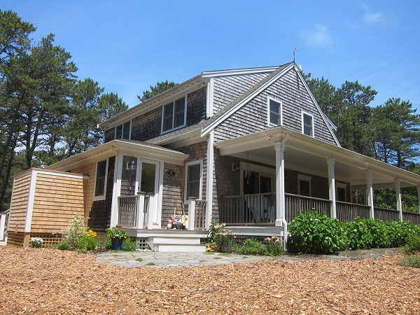 Find Your Wellfleet Vacation in this Stunning Home