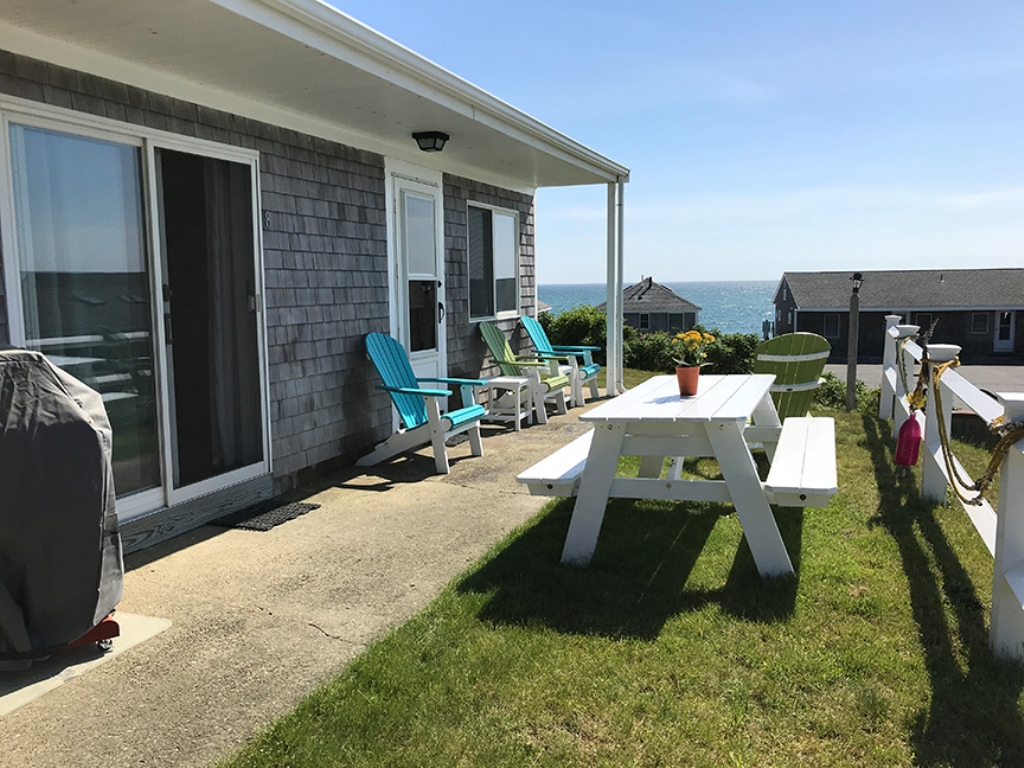 Bayfront Truro Condo Steps Away from Private Beach