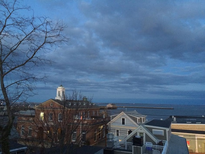 Steps to town with unobstructed Cape Cod Bay views!