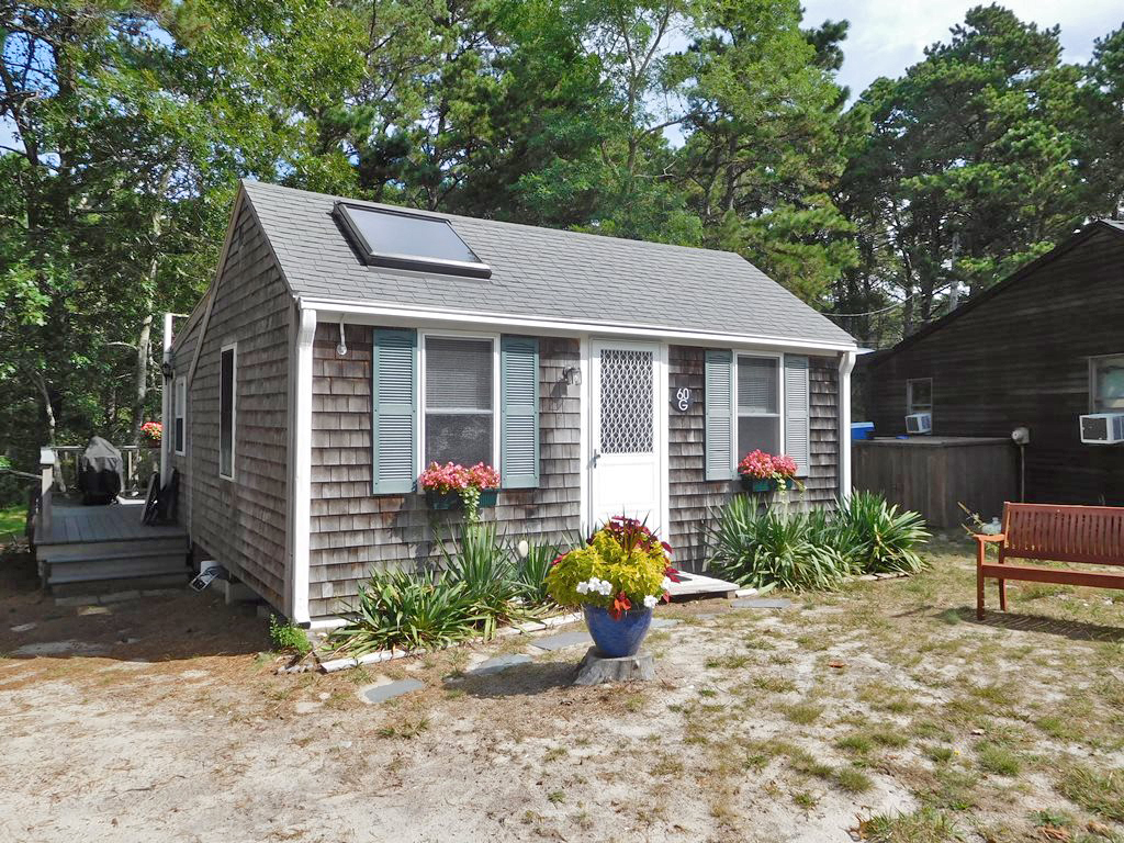 cottages stock white ma usa picket provincetown fence cottage photo cape massachusetts cod and in