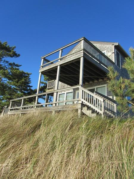 Beach Front Home on Indian Neck Beach