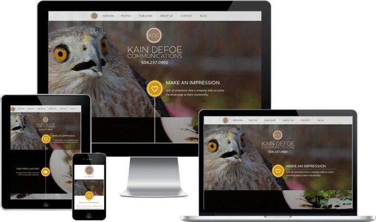 Cape Cod social media website
